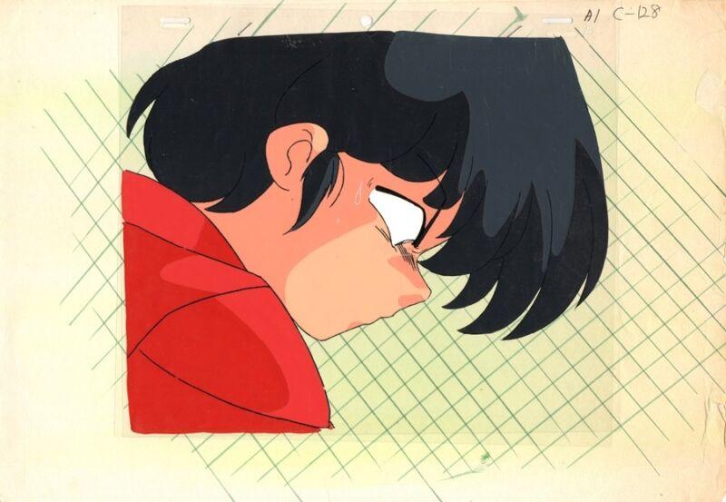 Anime Cel Ranma 1/2 #204