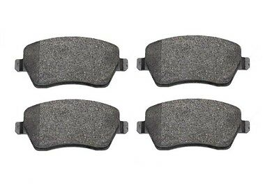 FOR NISSAN MICRA  K12 02-10 ALL MODELS & NOTE FRONT BRAKE DISC PADS SET OF 4 NEW