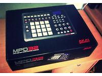 Akai MPD Drum Machine (BRAND NEW)