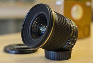 Nikon 20mm G F1.8 Mint like new
