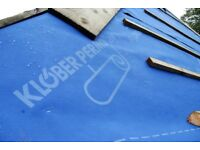 Klober Premo Air/ low resistance air-open underlay/roofing membrane