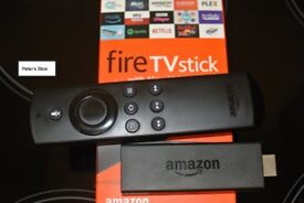 Latest Amazon Fire TV Stick ( setup for your needs ) new lower price