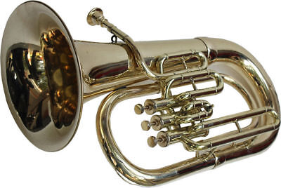 Musikinstrumente Sonstige Summer Vacation Sale Flugel Horn Bb Pitch 4 Valve Red Lacquer With Case And Mp Elegant And Sturdy Package