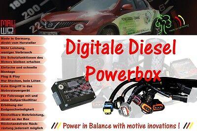 Digitale Diesel Chiptuning Box passend für Mercedes ML 400  CDI -  250 PS