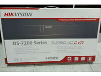 Hikvision DS-7200 Series 8 Ch Security Camera Video Recorder HDMI P2P Turbo HD 1080P