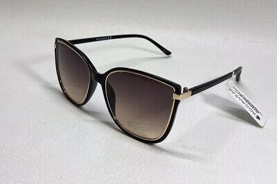 NWT Rocawear Cat Eye Sunglasses Black Gold R3315-OX (Rocawear Sunglasses)
