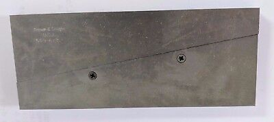 Brown And Sharpe 599-673-6 Adjustable Parallel