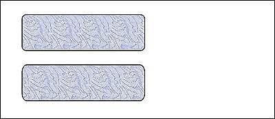 Size 10 Business Software Double Window Envelopes 1000lot