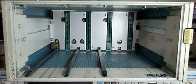 Tektronix Tm504 Four Bay Modular Mainframe Chassis Power Supply Tested