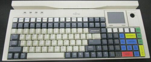 Fujitsu 90320-730/1800 POS keyboard for POS 3000 White