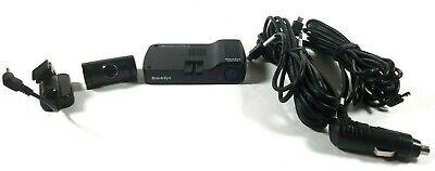 BlackSys CH-100B 1080p Full HD 2 Channel Dash cam with Wi-Fi, GPS,Manual