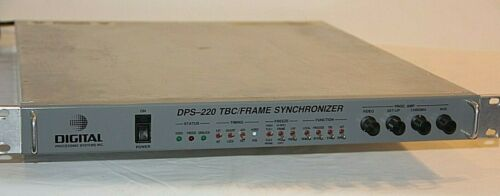 Digital Processing Systems DPS-220 TBC / Frame Synchronizer