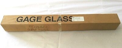 New Lot Of 4 Duran 7-161333 High Pressure Gage Glass