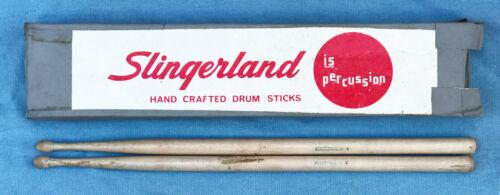SLINGERLAND DRUMSTICKS Vintage Drum Sticks Box