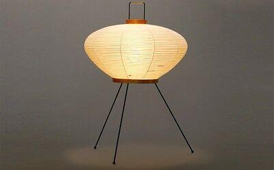 Isamu Noguchi Akari 9A Lamp Shade Only Washi Paper Japanese Light NEW Japan F/S