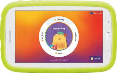 """Samsung Galaxy Kids 7"""" Tab E Lite, 8GB (White) ~ New/Sealed Free USA Shipping"""