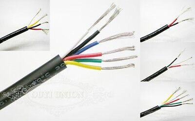 2 6 Multicore Cable Flexible Points Signal  Small Power Data Auto Core Car Wire