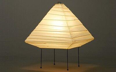 Isamu Noguchi Akari 5X Floor/Table Lamp Washi Paper Japanese Light Handcraft F/S