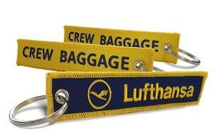 Lufthansa-Crew-Baggage