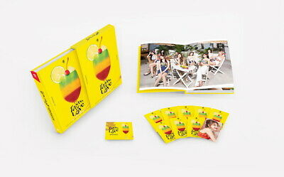 TWICE - MONOGRAPH Taste of Love 150p Photobook+9Photocards+Free Gift