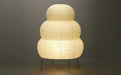 Isamu Noguchi Akari 25N Lamp Shade Only Washi Paper Japanese Light NEW Japan F/S