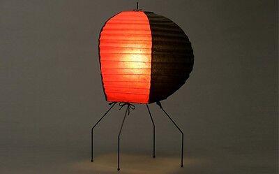 Isamu Noguchi Akari UF1-O Floor/Table Lamp Washi Paper Japanese Light Handcraft