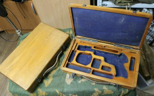 Wood Box for Pistol MARGOLIN  Original USSR