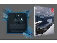 LIGHTROOM 6.13 MAC or PC