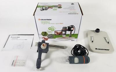 Celestron - 5 Mp Digital Microscope Pro - Handheld Usb Microscope-preowned