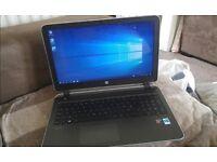 HP Pavilion 15-P222NR A10-5745M,8GB,320GB HDD Win10 1703 Redstone2 64Bit laptop *offers*
