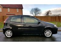 12 Months MOT Fiat Punto Active Sport 1.2 8v 3dr Immaculate condition throughout Facelift model