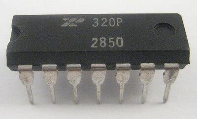 Exar Xr320p Monolithic Timing Circuit  14 Pin Dip  Very Rare Chip  Great Price