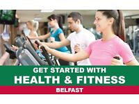 Get Started with Health & Fitness