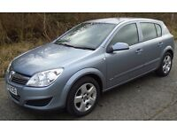 """2008/08 Vauxhall Astra 1,4 Club""""MOT UNTIL 15th MARCH 2018""""not vectra,mondeo,focus,307,207,golf,punto"""
