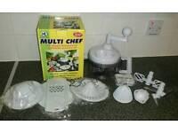 Jml multi chef
