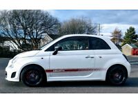 2009 Abarth 500. FSH. Loads of extras. Very High Spec