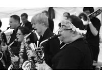 Manchester Big Gay Big Band are looking for trombone, bass guitar and kit players!