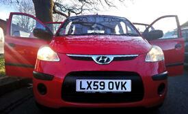 Hyundai i10-2009 -Low Millage