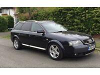 2004 Audi A6 ALLROAD Estate 2.5 Diesel Automatic 4x4 Quattro, FSH, 1 Yrs MOT, Auto, Excellent Cond