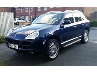 Porsche Cayenne S, 4.5 V8 Tiptronic, Needs A Little TLC, Spares or Repair Bargain