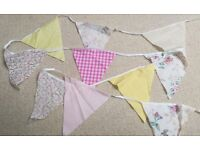 baby's room bunting £5