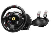 Thrustmaster T300 GTE Wheel & Pedals