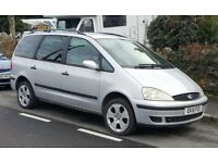 51 Ford Galaxy tdi 7 seater 150k
