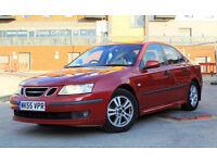 Saab 9 3, 1.9 TiD, Red