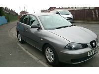 Seat Ibiza 1.4, 2005, only 2 owners from new, 80k miles, perfect first car (altea, toledo, leon)