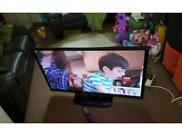 Lg 47 inch led 3D excellent condition fully working with remote control