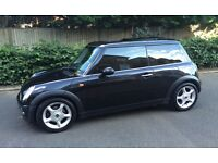 AUTOMATIC MINI COOPER PANORAMIC ELECTRIC SUNROOF LEATHER TRIM AIR CONDITIONING COOPER ONE S AUTO