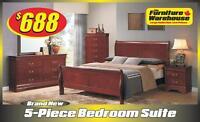 Bedroom Set Deal-Only $688