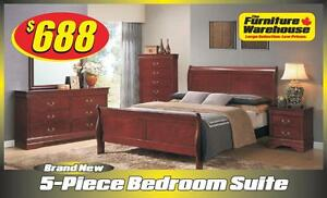 Bedroom Set Deal-Only $688