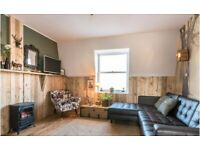 BILLS INCLUDED. Beautiful 1 bed apartment as featured in homes magazines